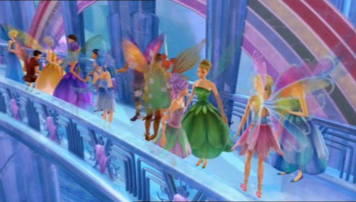 Барби сказочная страна волшебная